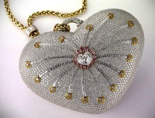 женская сумочка, Mouawad, Mouawad 1001 Nights Diamond Purse